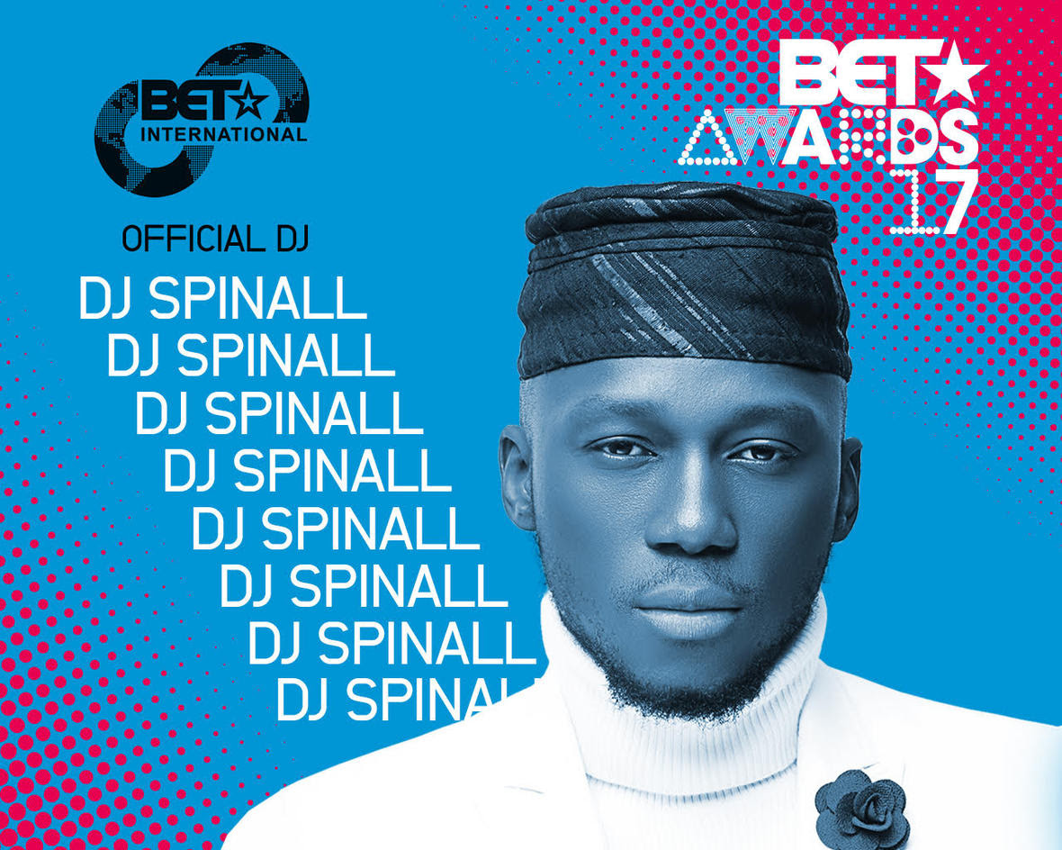 DJ Spinall BET Official DJ