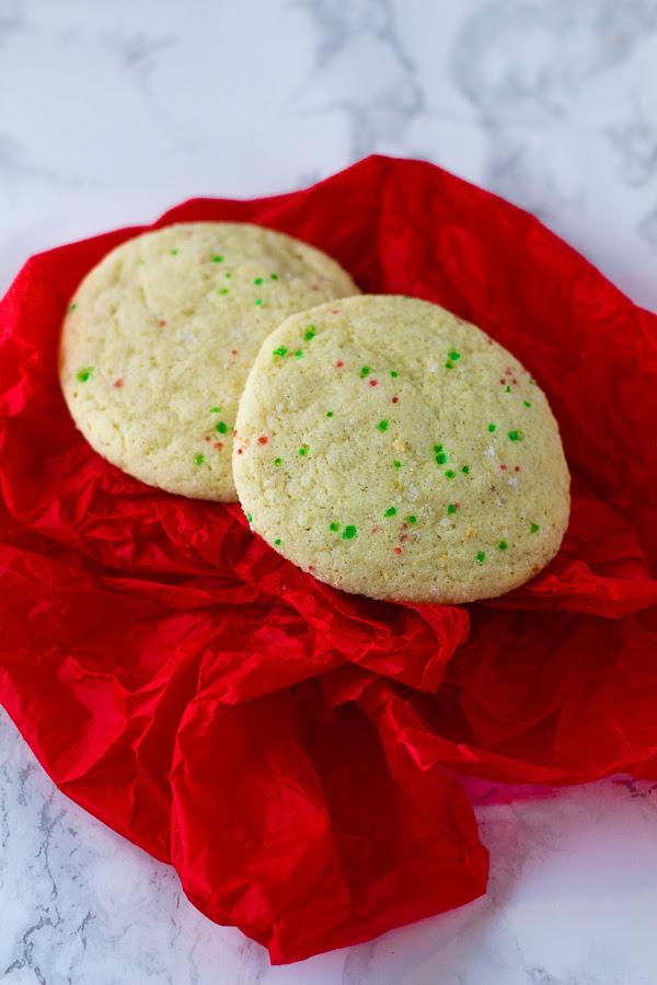 Cookie Swap Sugar Cookies