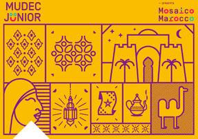 Mosaico Marocco