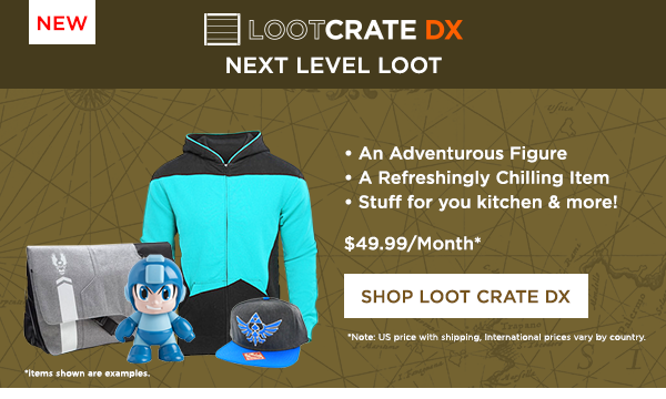QUEST CRATE DX
