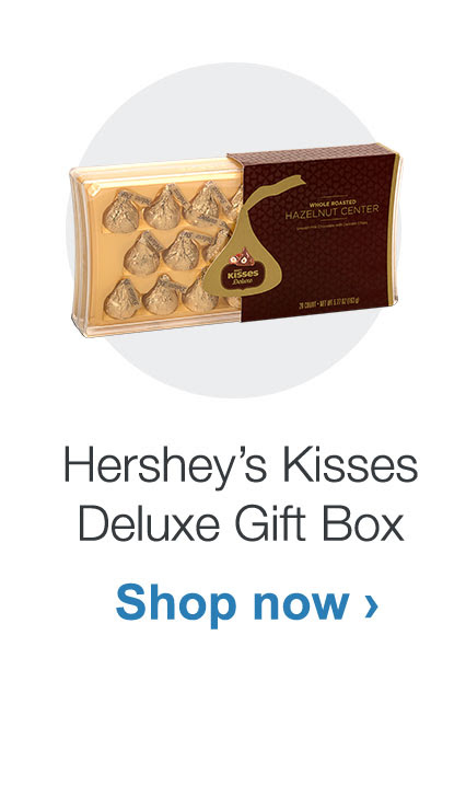 Hershey's Kisses Deluxe Gift Box