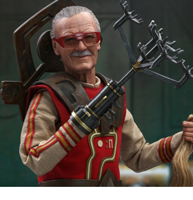 Thor: Ragnarok MMS570 Stan Lee 1/6th Scale Collectible Figure