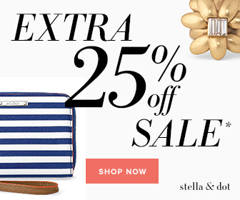 Take an Extra 25% Off With Ste...
