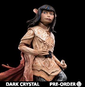 The Dark Crystal Jen the Gelfling 1/6 Scale Statue