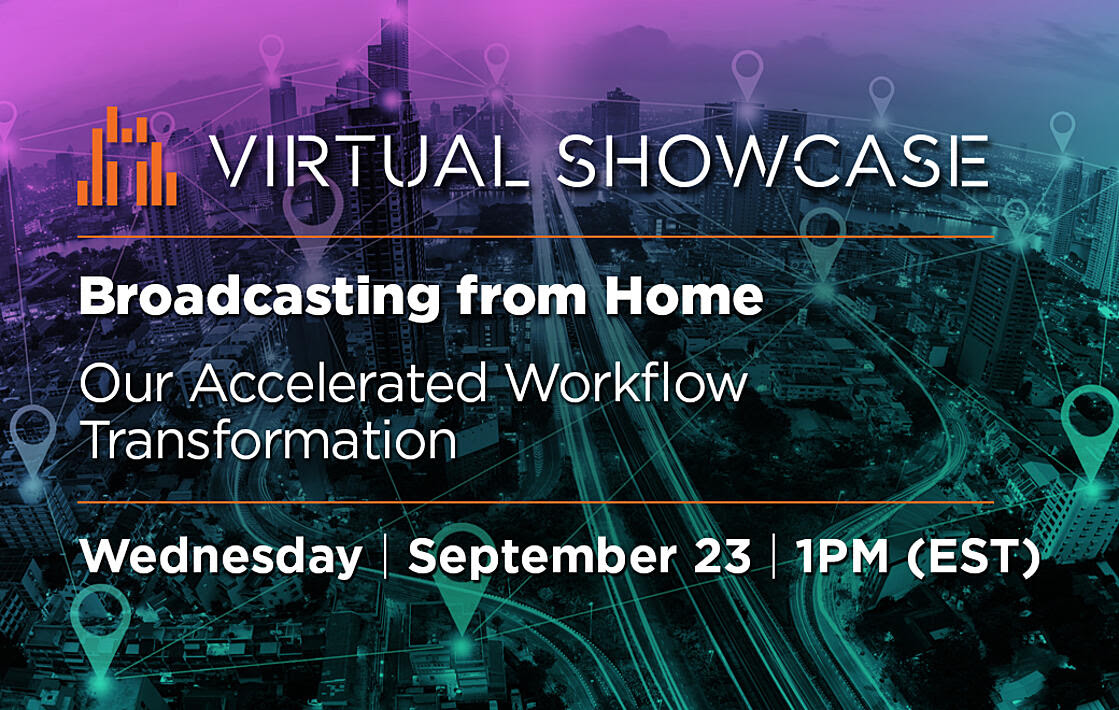 TA_Virtual Showcase_Broadcasting From Home