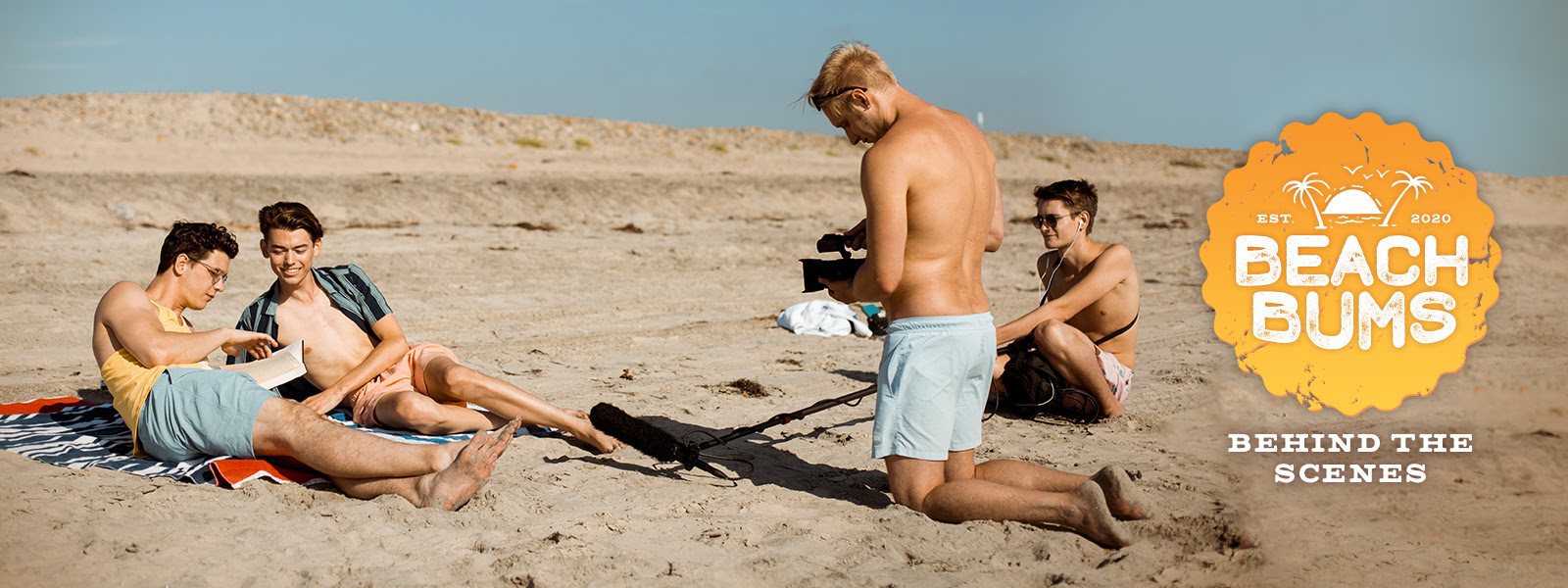 Beach Bums   Behind the Scenes