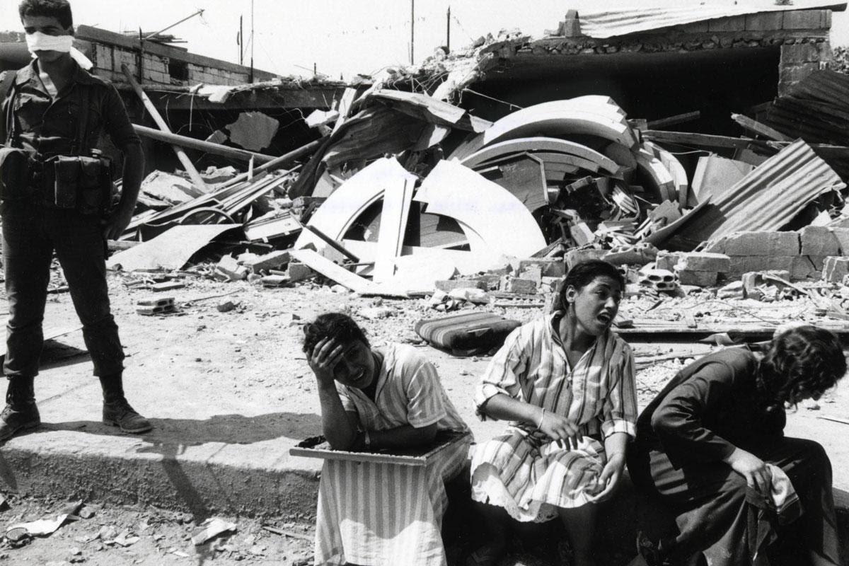 Los refugiados olvidados: supervivientes de la masacre de Sabra y Shatila