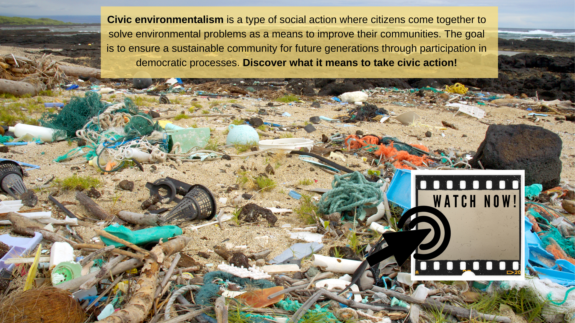 Civic Environmentalism graphic