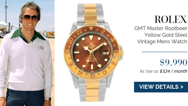 GMT Master Rootbeer
