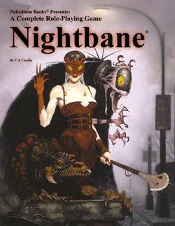 Nightbane RPG Hardcover