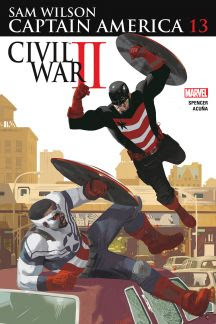 Captain America: Sam Wilson #13