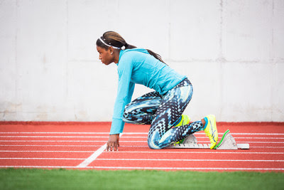 Hill made history this summer when she became the first American high school athlete to run a sub 11-second 100 meter sprint.