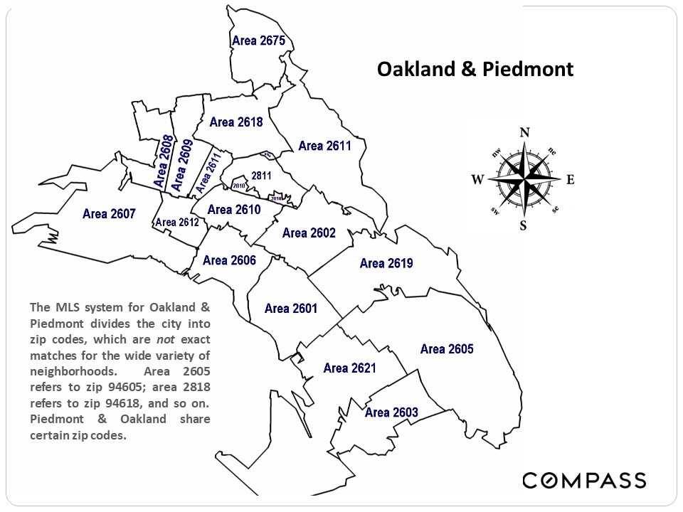 Oakland & Piedmont