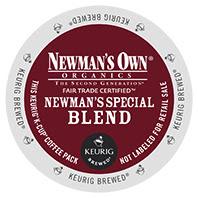 Newman's Special Blend Keurig® K-Cup® coffee