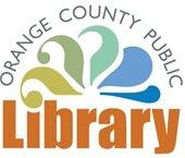 Orange County Public Library logo