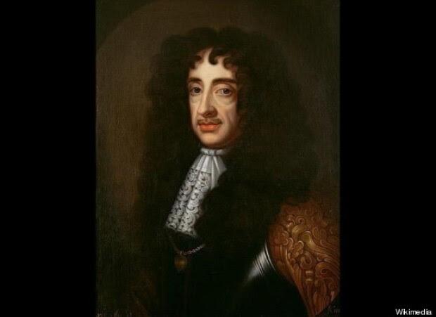 regele Charles II