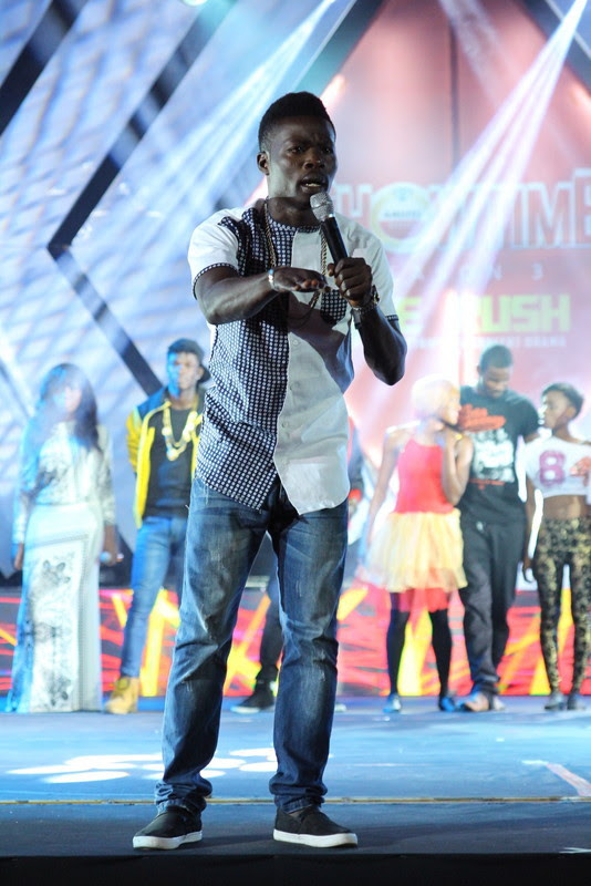 Winning Talent Comedian - Emmanuel