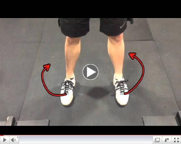 High Bar Back Squat (HBBS) Coaching Cues - CrossFit Ireland