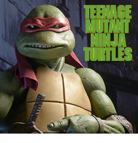 1/4 SCALE TEENAGE MUTANT NINJA TURTLES RAPHAEL FIGURE