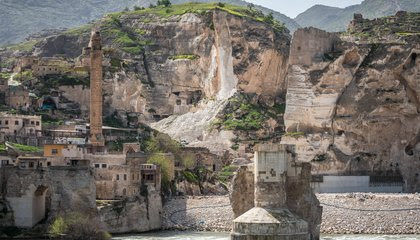 Turkey Is Moving Forward With Plans to Flood a 10,000-Year-Old City