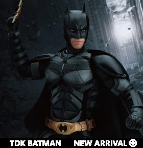 The Dark Knight Dynamic 8ction Heroes DAH-023 Batman