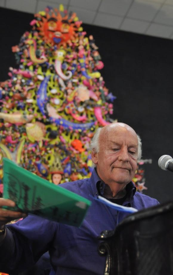 Eduardo Galeano En Casa de las Ame_ricas fotos Kaloian-5