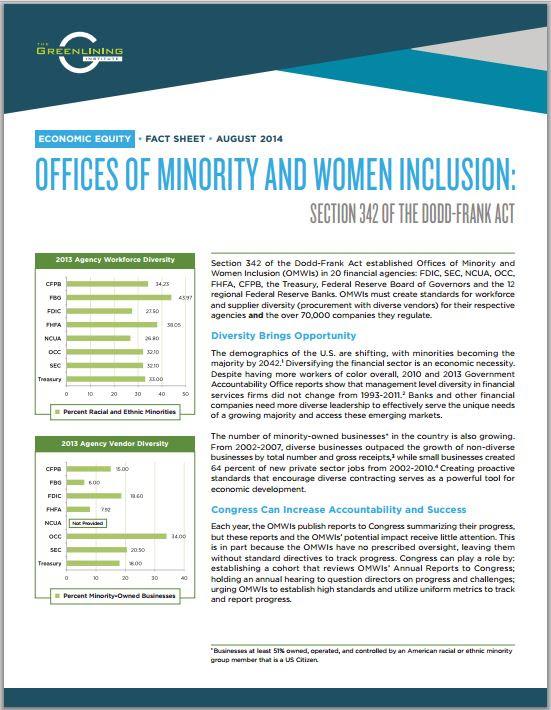 Download: OMWI Fact Sheet