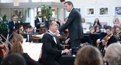 National Symphony Orchestra performance