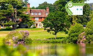 Hampshire: Full Board 26 Hr Spa Break for 2