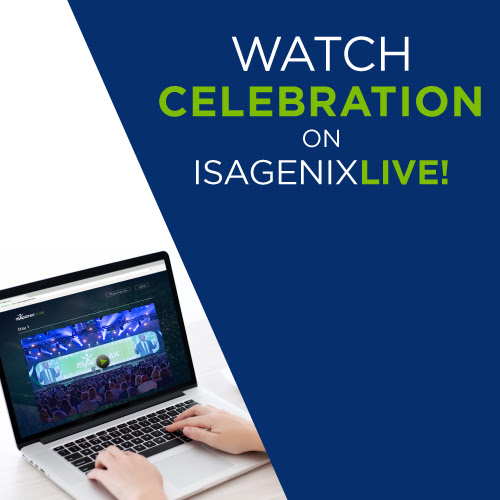 Celebration Isagenix Live