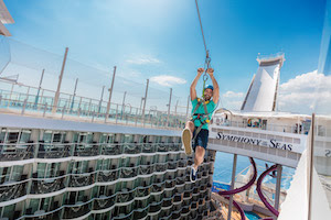 Sail on the brand new, absolutely unrivaled Symphony of the Seas℠