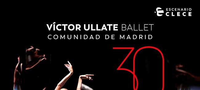 Escenario Clece. Víctor Ullate Ballet Comunidad de Madrid
