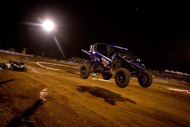 Brock Heger, Yamaha UTV, Method Race Wheels, Weller Racing, Bink Designs