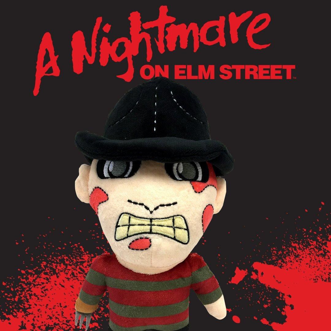 Image of Freddy Krueger Nightmare on Elm Street Plush by Kidrobot