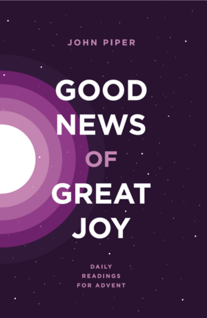 Good News of Great Joy Book Cover