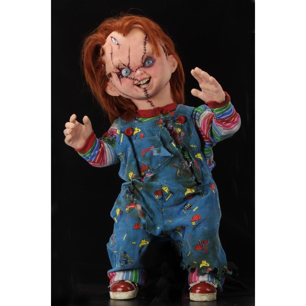 Image of Bride of Chucky - 1:1 Replica - Life-Size Chucky - FEBRUARY 2020