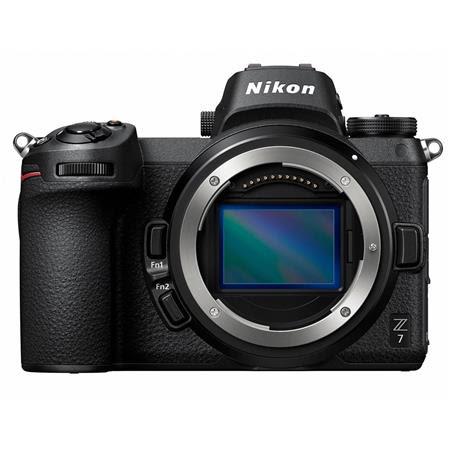 Z7 FX-Format Mirrorless Camera Body