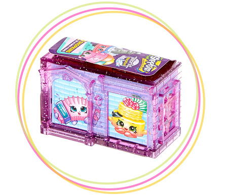 Shopkins Boarding To Europe 2 Pack