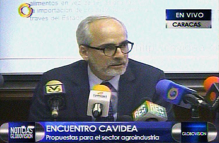 Manuel Felipe Larrazábal, presidente de Cavidea