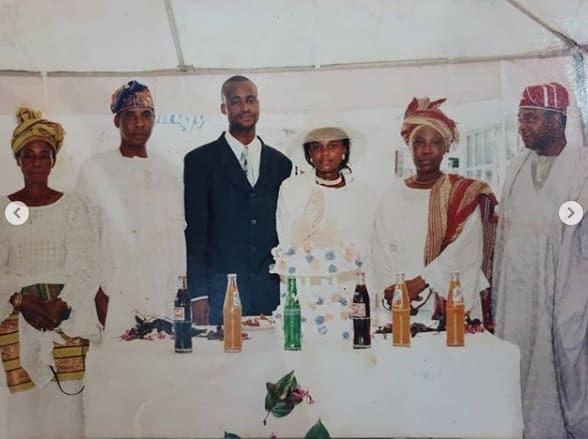 Iyabo ojo wedding