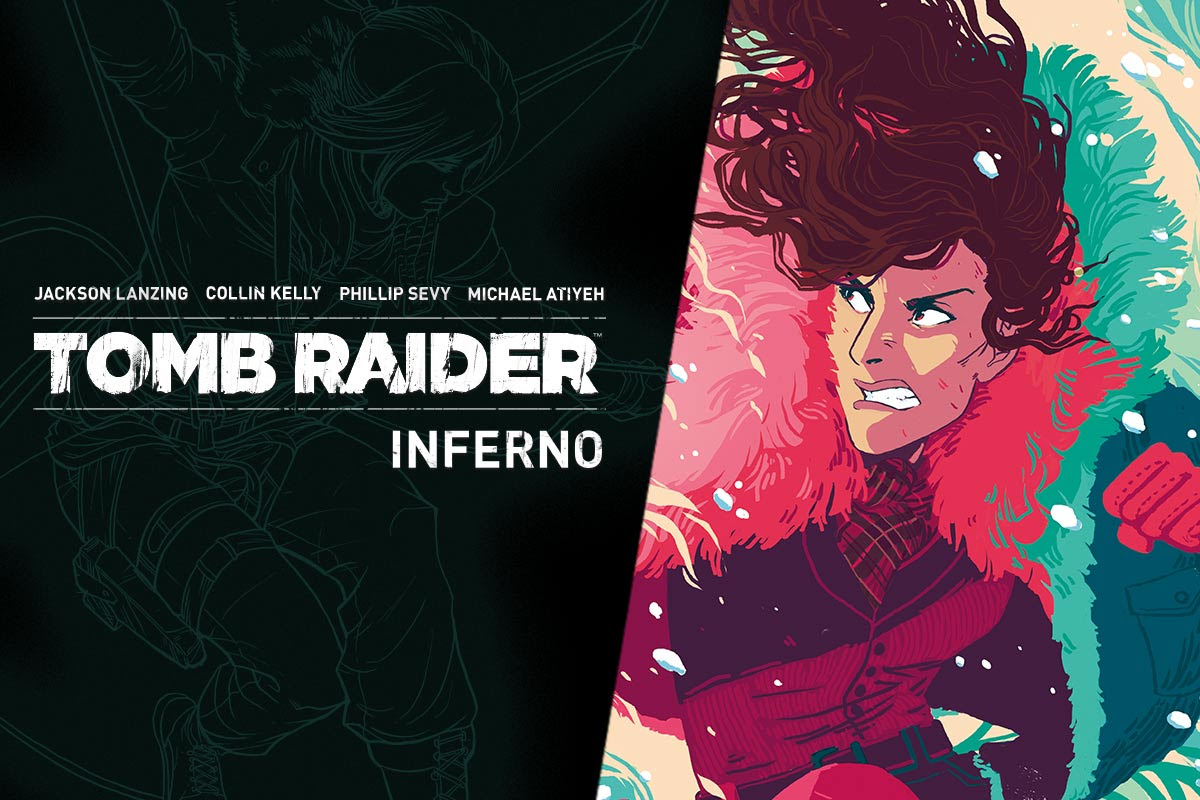 TOMB RAIDER: INFERNO #1
