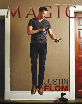 MAGIC Magazine February 2015 Cover