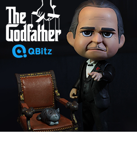 THE GODFATHER QBITZ VITO CORLEONE