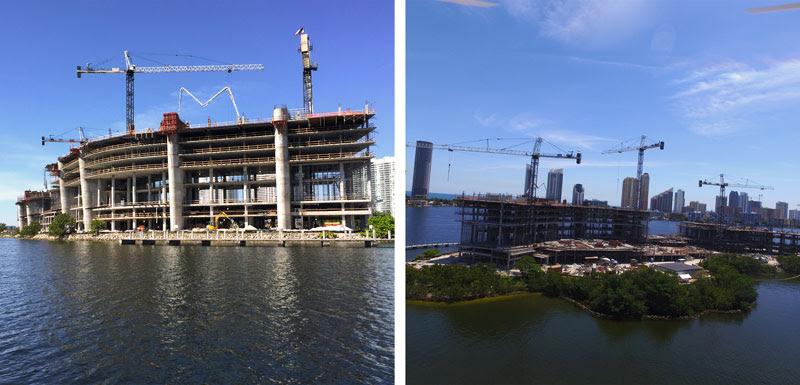 Prive Construction Updates