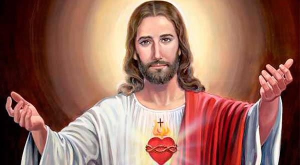 A Solenidade do Sagrado Coração de Jesus nos recorda o mistério do amor que Deus tem pelos homens de todos os tempos.