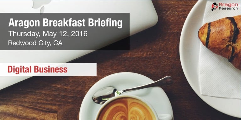 Aragon Breakfast Briefing – The Race to Digital Thursday, May 12th | 7:30 am – 10 am | Redwood City, CA