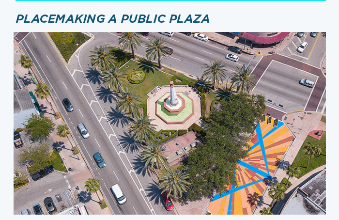 Placemaking a Public Plaza