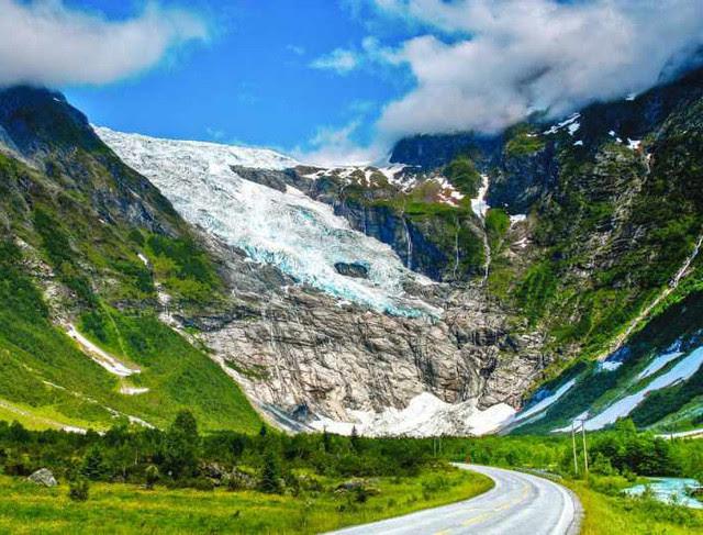 Busreise Im Land der Fjordgiganten