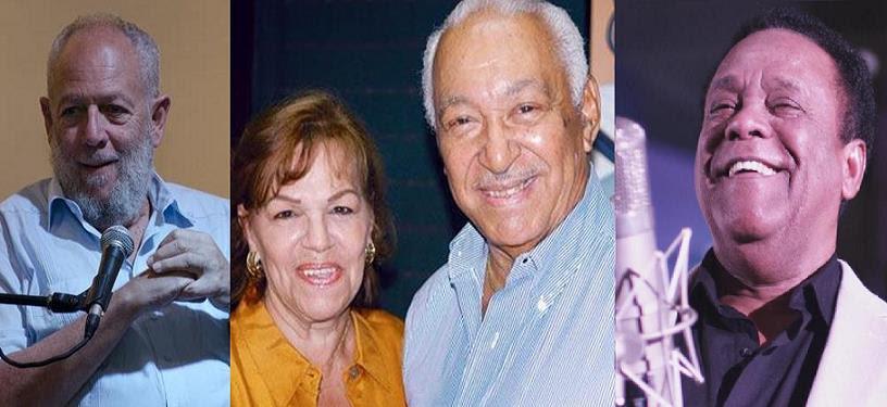Serán reconocidos Josefina Miniño, Papa Molina y Freddy Ginebra