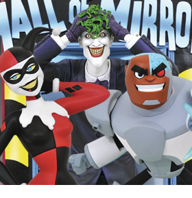 DC COMICS DIAMOND SELECT TOYS
